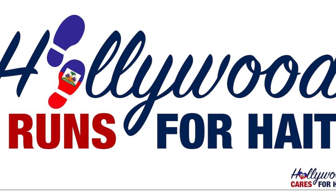 Hollywood Diagnostics Donates & Sponsors  Hollywood Cares for Haiti 5K Run